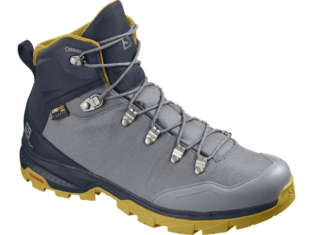 Salomon Outback 500 GTX Schoenen Heren, quiet shade/navy blazer/green sulphur